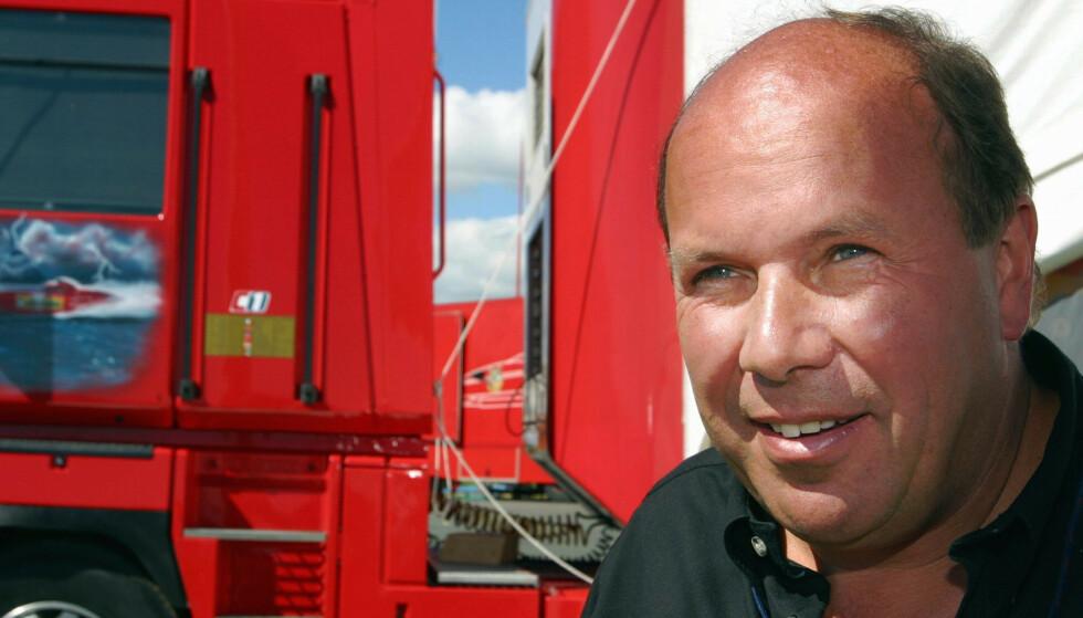 GÅTT BORT: Andreas Ove Ugland har gått bort. Han ble 64 år gammel. Foto: Knut Fjeldstad / SCANPIX