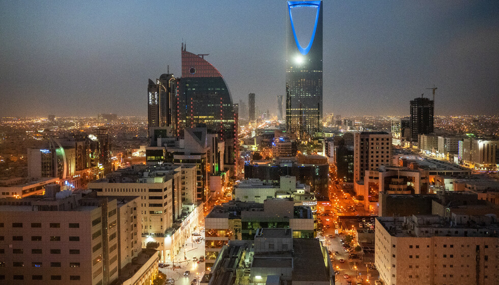 <strong>OLJEHOVEDSTAD:</strong> I Saudi-Arabias hovedstad Riyadh bestemmes det mye som påvirker oljeprisen.  Foto: Hans Arne Vedlog / Dagbladet