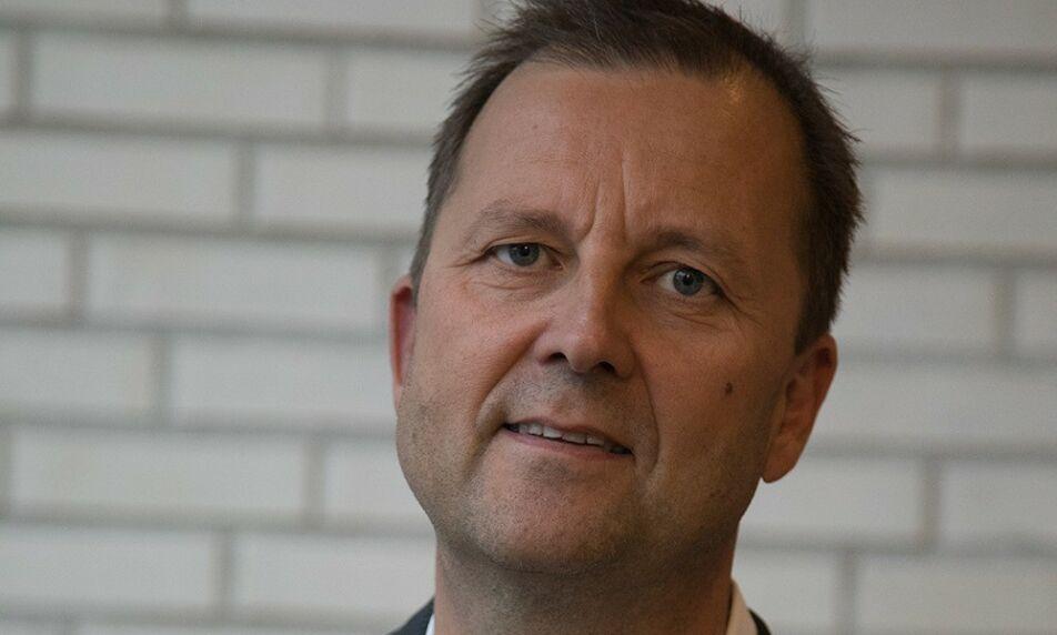 BEKREFTER: Johan Dolven, administrerende direktør i Help forsikring. Foto: Help forsikring