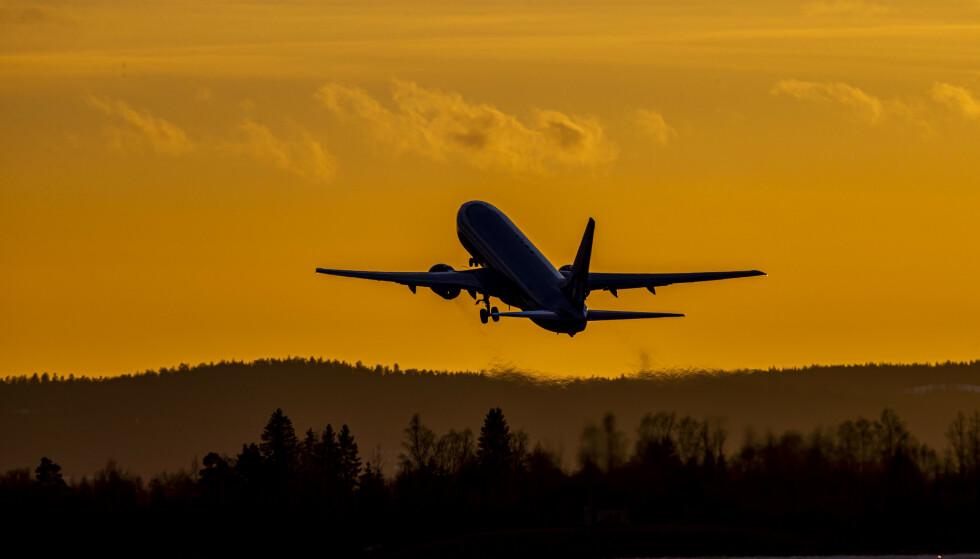 KONKURSBØLGE: Dyster spådom fra internasjonalt flybransje-analysebyrå. Foto: NTB scanpix