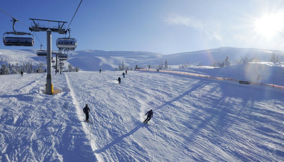 STENGT: Skisenteret i Trysil er besluttet stengt resten av sesongen. Foto: Erik Johansen / NTB scanpix