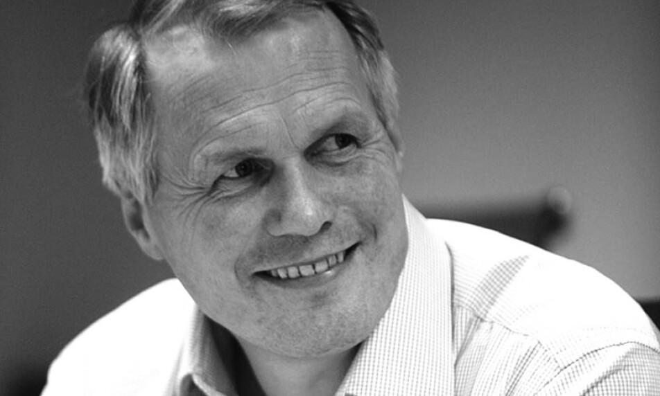 DROPPER UTBYTTE: Konsernsjef Gustav Witzøe i Salmar dropper utbetalingen av 2,4 milliarder i utbytte til aksjonærene som følge av situasjonen rundt coronaviruset. Foto: Salmar