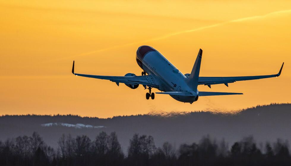 KRISE: Flybransjen er knallhardt rammet, og må fortsatt vente på avgjørende nødhjelp. Foto: Håkon Mosvold Larsen / NTB scanpix