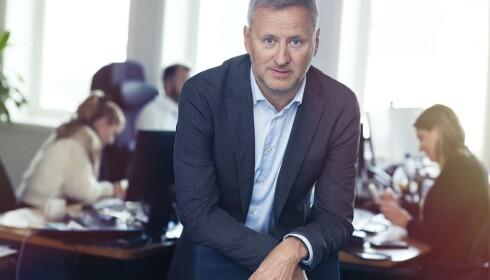 EKSPERT: Frank Jullum, sjeføkonom i Danske Bank.