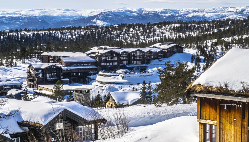 - FREKT: Hotelldirektør ved Norefjell Ski & Spa forteller at de fattet mistanke om svindel og dermed kontaktet politiet. Foto: Halvard Alvik / NTB scanpix