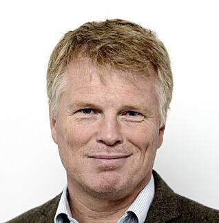 PROFESSOR: Ola Honningdal Grytten er professor ved NHH, og har tidligere vært spesialrådgiver i Norges Bank. Foto: NHH