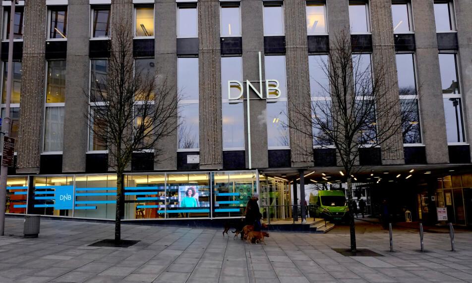 SNUR: DNB varslet tirsdag ettermiddag at de framskynder rentekuttene sine til 5. april. Foto: Reuters / NTB scanpix