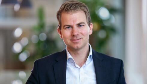 FORTVILER: Iman Winkelman, leder for servicehandelbedriftene i Virke. Foto: Virke