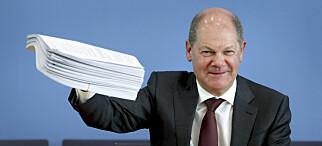 Tyske økonomer spår økonomisk nedgang