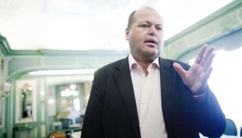 DRAMATISK: Oljeanalytiker Trond Omdal i Pensum Asset Management legger ikke skjul på at situasjonen for oljebransjen er dramatisk.  Foto: Kyrre Lien / Scanpix