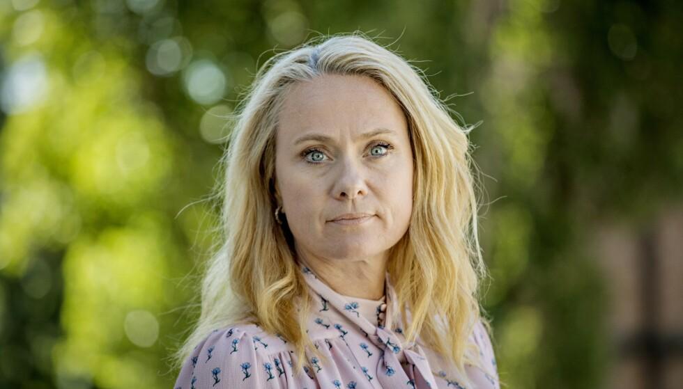 <strong>NY JOBB:</strong> Tidligere arbeids- og sosialminister Anniken Hauglie blir ny sjef i NHO-foreningen Norsk olje- og gass. Foto: Jørn H Moen / Dagbladet