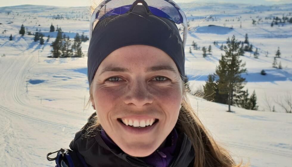<strong>- HASTER:</strong> Marit Vidnes er daglig leder for Norrøna Hvitserk Adventure. Turarrangøren er blant aktørene i Norge som er underlagt pakkereiseloven. Det kan koste virksomheten mer enn den vil tåle, dersom myndighetene ikke griper inn. Foto: Privat