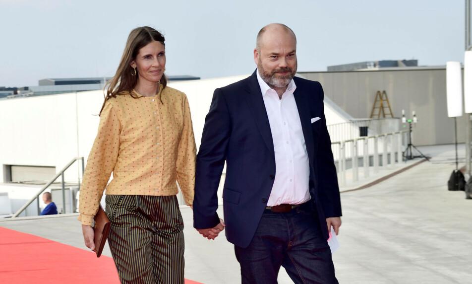 <strong>BESTSELLER:</strong> Eier og administrerende direktør i Bestseller, Anders Holch Povlsen, og kona Anne Holch Povlsen avbildet i 2018. Foto: Olufson Jonas / Ritzau Scanpix