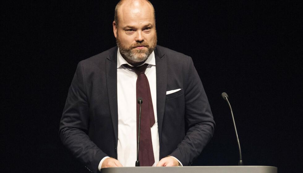 RIKEST: Anders Holch Povlsen er igjen Danmarks rikeste mann, ifølge Bloomberg. Foto: Bo Amstrup / Ritzau Scanpix via AP / NTB