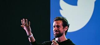 Twitter-sjefen donerer 28 prosent av formuen