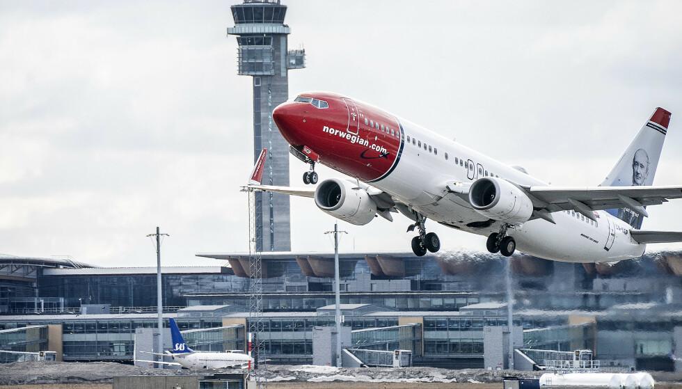 PERMITTERES: To uker etter at Norwegian tilbakekalte 600 ansatte på jobb, blir en betydelig andel av dem permittert igjen. Foto: Hans Arne Vedlog / Dagbladet