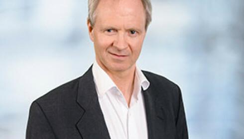 <strong>OLJEEKSPERT:</strong> Analysesjef Per Magnus Nysveen i Rystad Energy. Foto: Rystad Energy