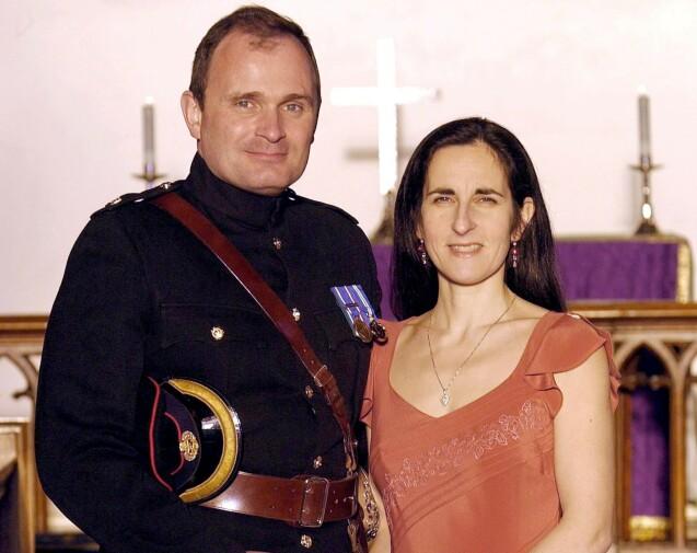 <strong>FIKK SPARKEN:</strong> Charles Ingram jobbet som offiser i den britiske hæren, og måtte ifølge britiske medier bøte med jobben da skandalen var et faktum. Foto: NTB Scanpix