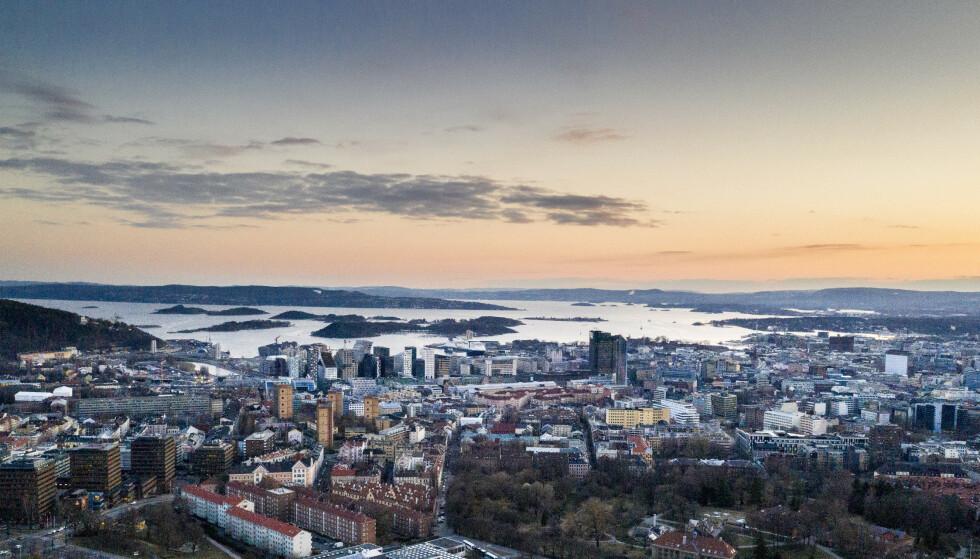 STUPTE: Salget av nye boliger stupte i mars sammenliknet med mars i fjor. Foto: Lars Eivind Bones / Dagbladet