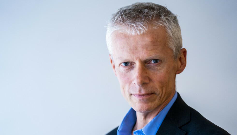 <strong>VIL BYTTE JOBB:</strong> Skattedirektør Hans Christian Holte er blant søkerne. Arkivfoto: Håkon Mosvold Larsen / NTB scanpix