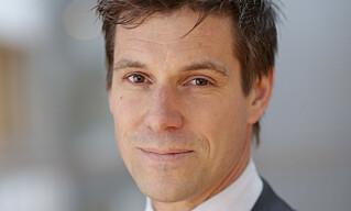 VIKTIG: Espen Henriksen er ansatt ved Institutt for finans på BI. Han sier at tillit er viktig for Oljefondet. Foto: BI