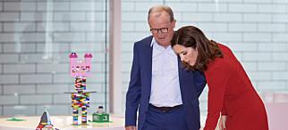 Lego-familiens hobby ga gigantsmell