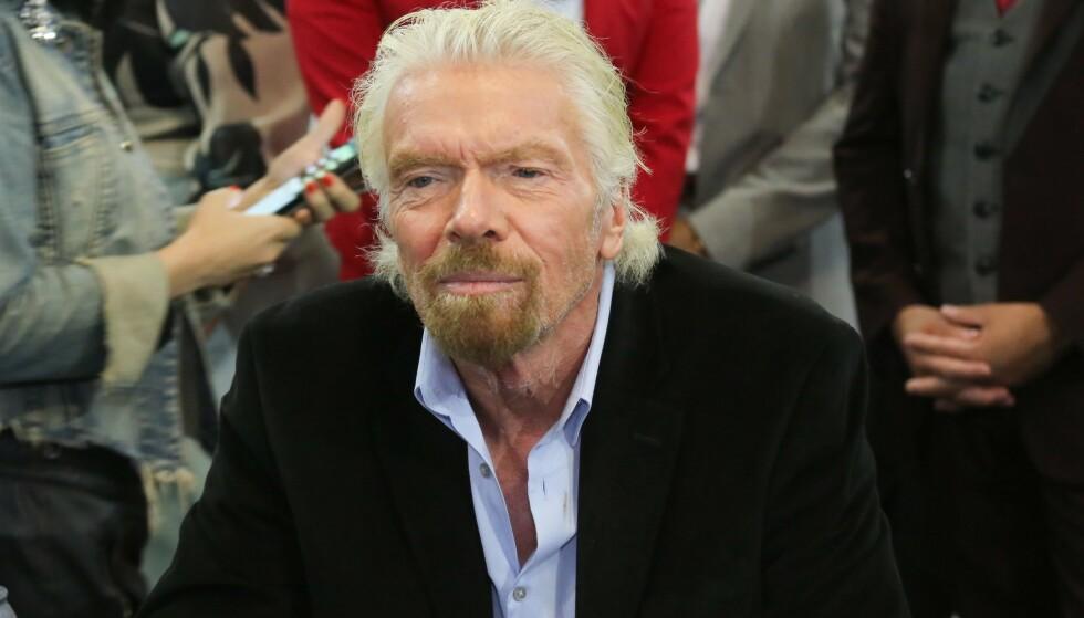 KRISERAMMET: Det Richard Branson-eide flyselskapet Virgin Atlantic planlegger å kvitte seg med over 3000 ansatte, ifølge Sky News. Foto: Trf Images / Shutterstock / NTB Scanpix