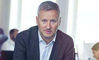 SJEFØKONOM: Frank Jullum. Foto: Danske Bank