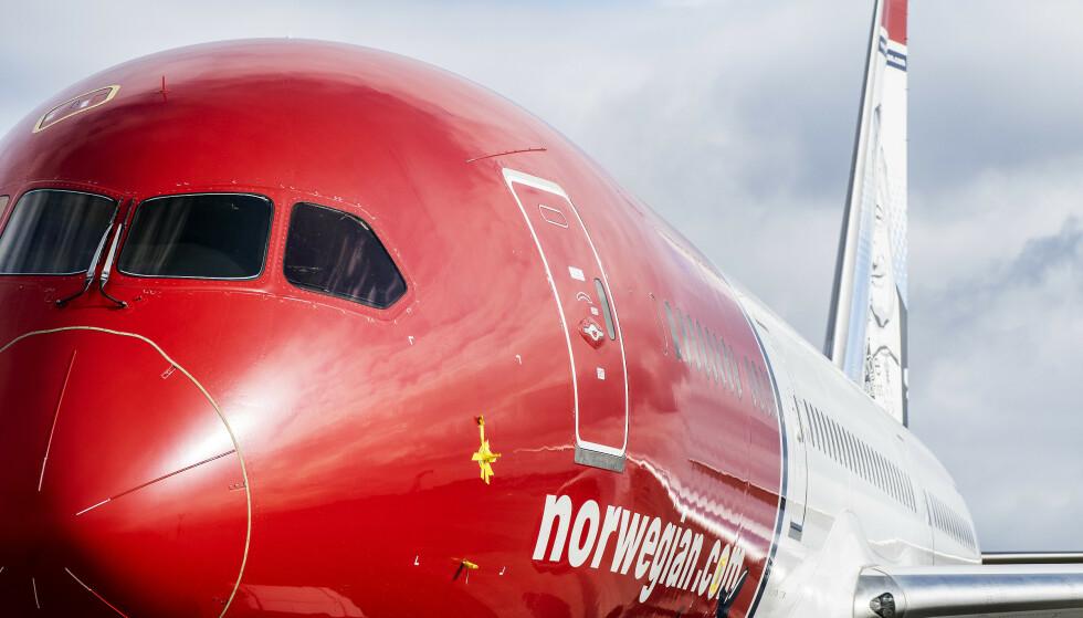 <strong>UBESVART:</strong> Hvor mange som berøres når nye Norwegian skal kutte 35 prosent av samlede personalkostnader? Det kan ingen svare på. Foto: Hans Arne Vedlog