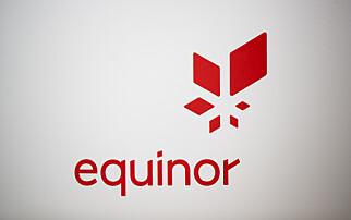 Halvert overskudd for Equinor