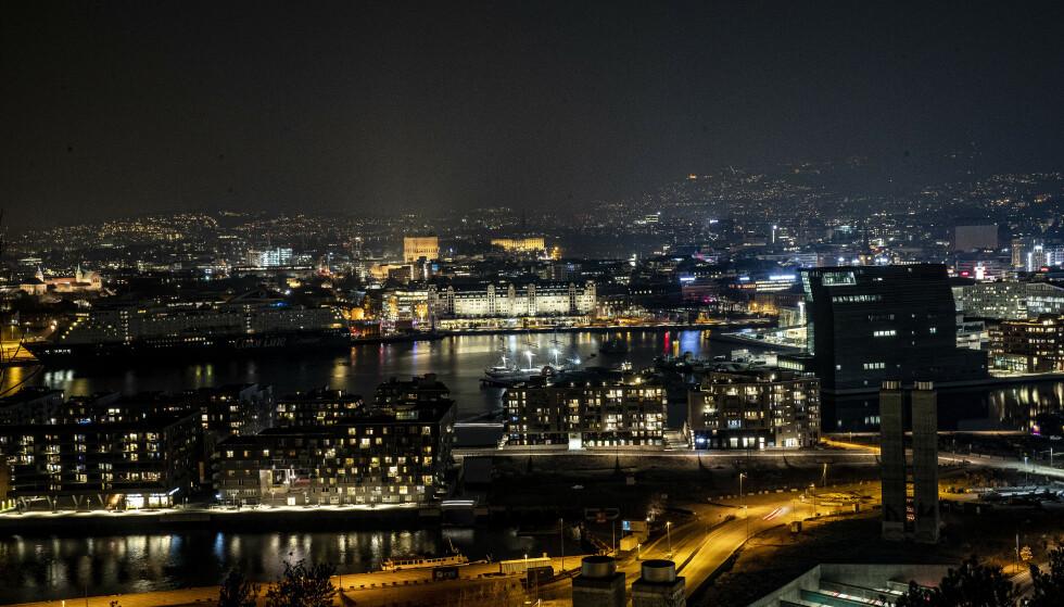 <strong>ADVARER:</strong> Bankene advares mot sommel når Norges Bank nå har kuttet styringsrenta til historisk lave 0 prosent. Foto: Bjørn Langsem