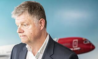 <strong>DELTE BREV:</strong> Konsernsjef i Norwegian, Jacob Schram. Foto: Hans A. Vedlog / Dagbladet