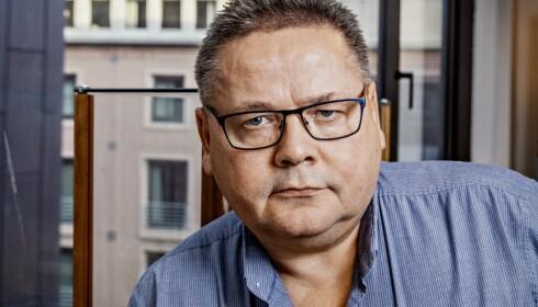 <strong>GLAD FOR KONTROLL:</strong> Johnny Hansen i Sjømannsforbundet er glad for at tilsynelatende ulovlige forhold ettergås. Foto: Jørn H. Moen / Dagbladet