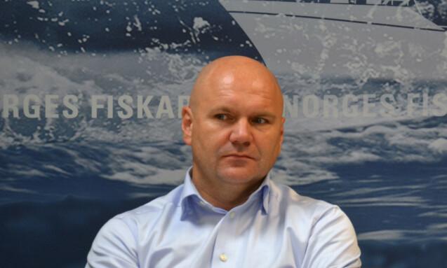 <strong>NESTLEDER I FISKARLAGET:</strong> Arild Aarvik er innblandet i påstått juks. Foto: Norges Fiskarlag