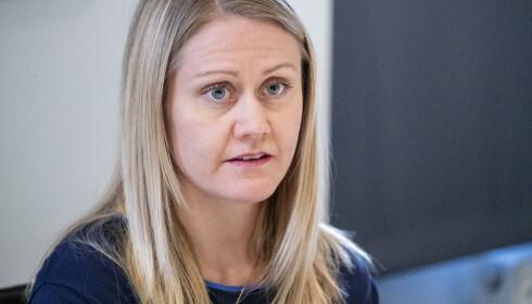 <strong>ADVARER:</strong> Astrid Bergmål leder i Virke reiseliv.  Foto: Bjørn Langsem