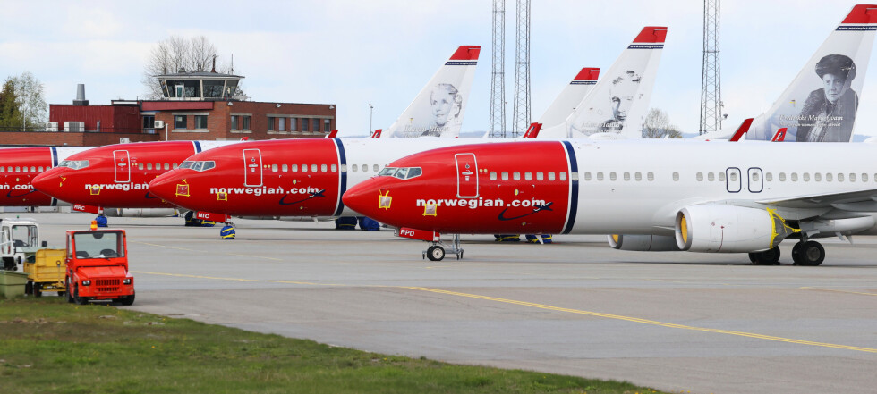Norwegian-bomba: - Risiko i alt de gjør