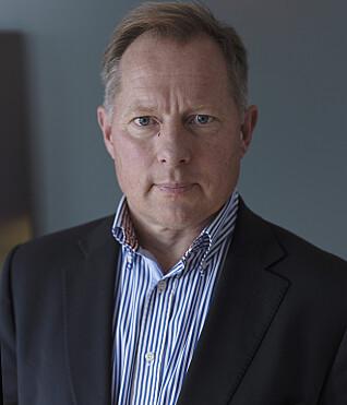 SAMFUNNSØKONOM: Svein Harald Øygard. Foto: Privat