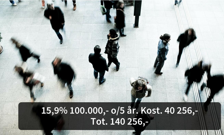 Norsk lånemarked i forandring