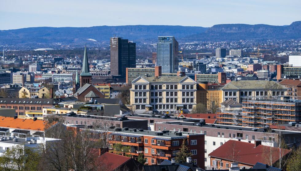 <strong>PRISØKNING:</strong> En Obos-bolig i Oslo koster i dag 4 prosent mer enn i mai i fjor. Foto: Håkon Mosvold Larsen / NTB scanpix