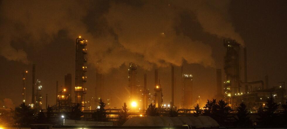 Spår verdikollaps for oljebransjen