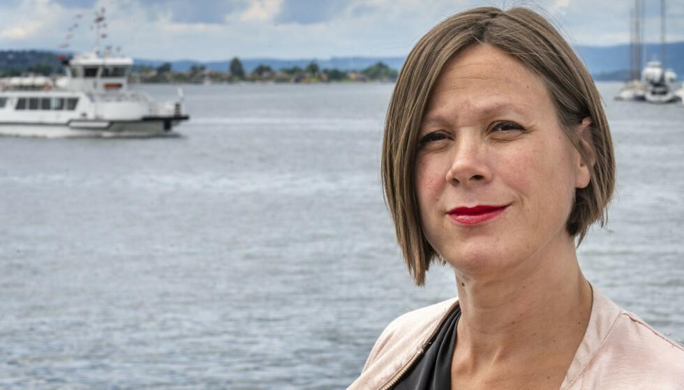 FOR ALLE: MDB-byråd Hanna E. Marcussen varsler skjerpet kamp mot ulovligheter i strandsonen. Foto: Hans Arne Vedlog