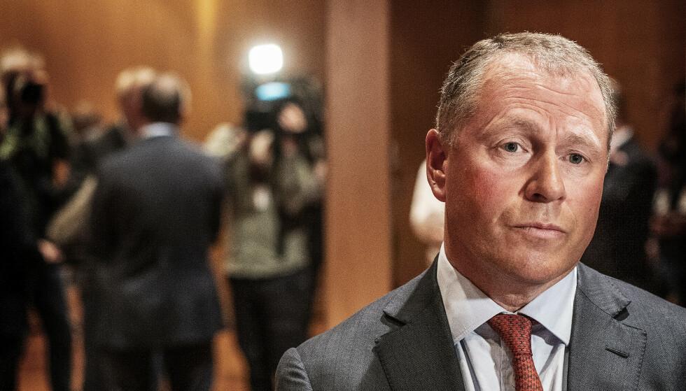 Torsdag samles representantskapet i Norges Bank for å diskutere ansettelsen av hedgefondmilliardæren Nicolai Tangen (bildet). Foto: Hans Arne Vedlog / Dagbladet
