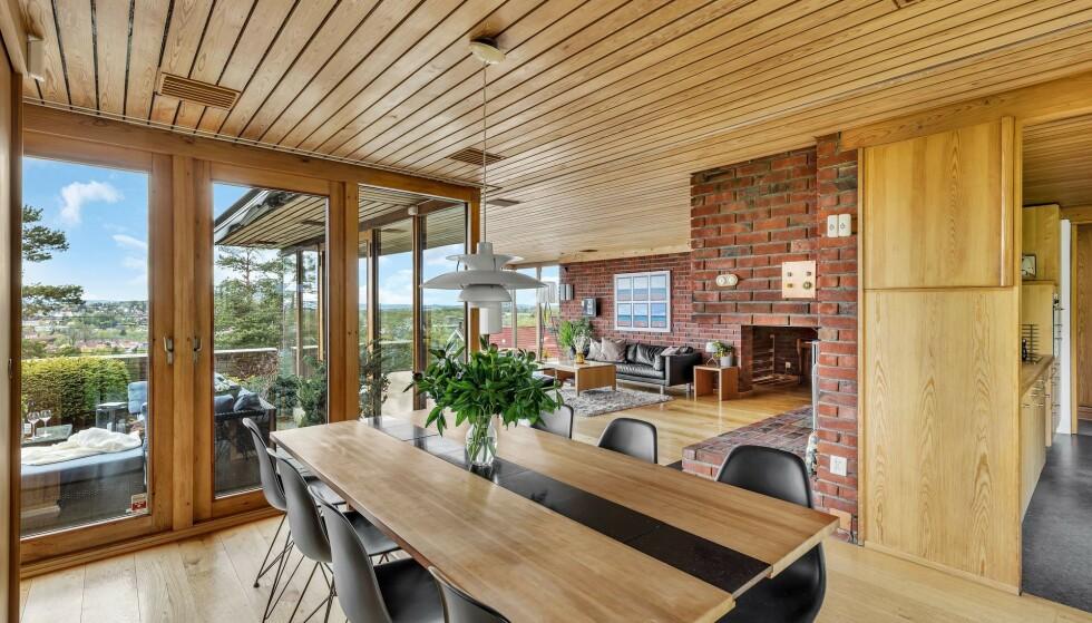 EKSKLUSIVT: Villa Skagestad ble solgt 1,2 millioner over takst. Foto: Bjørnar Solberg / Isnitt.no