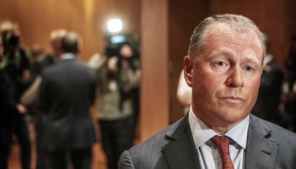 KONTORLL: Nicolai Tangen er ansatt som ny oljefondsjef. Det har skapt debatt. Foto: Hans Arne Vedlog / Dagbladet