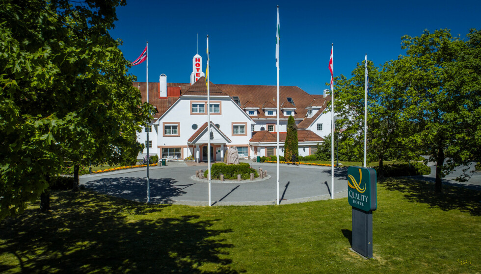 <strong>KRISE:</strong> For Quality hotell Olavsgaard er halvparten av omsetningen knyttet til konferanser. Derfor står de nå i en krevende økonomisk situasjon.