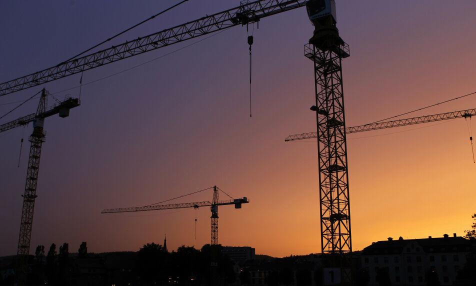DYSTERT: En av fire ingeniører organisert i NITO frykter for å miste jobben. Det er en dramatisk økning fra før coronautbruddet. Foto: Håkon Mosvold Larsen / Scanpix