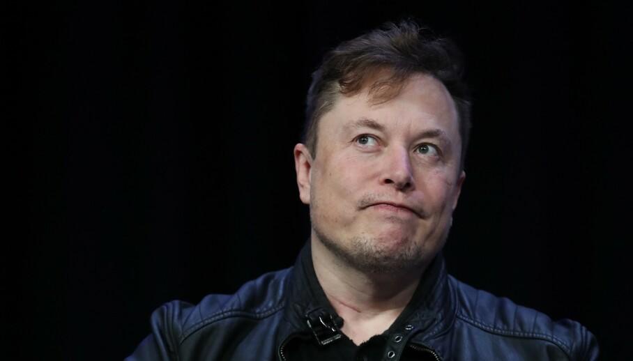 DÅRLIG START: Elon Musk, konsernsjef i Tesla. Foto: NTB Scanpix.