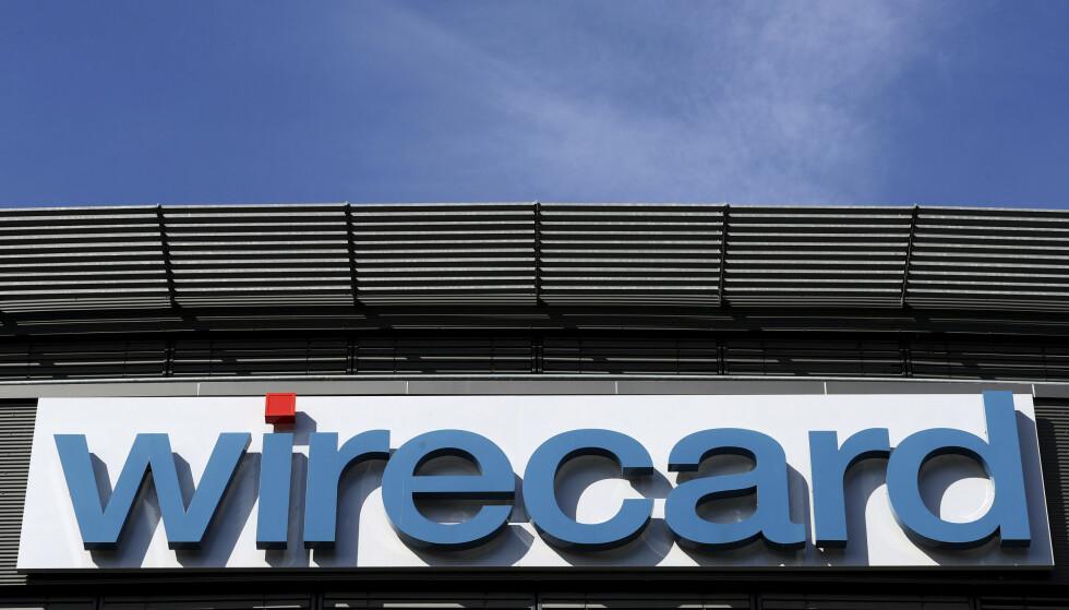 UTE: Wirecard-toppsjefen trakk seg med umiddelbar virkning. Foto: Matthias Schrader / AP / NTB scanpix