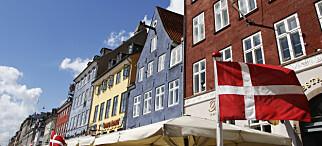 Historisk stort jobbtap i Danmark
