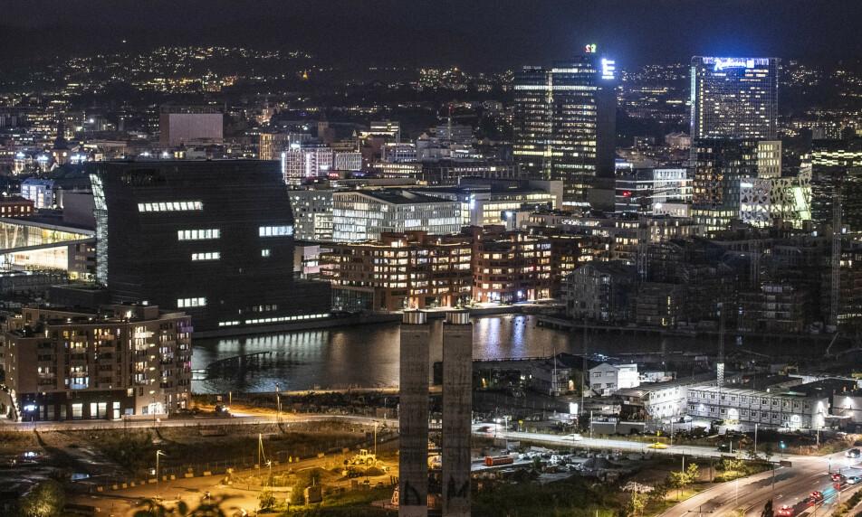 <strong>DYSTERT:</strong> Fortsatt tung hverdag og dystre utsikter for store deler av norske bedrifter, ifølge NHOs ferske coronabarometer. Foto: Lars Eivind Bones
